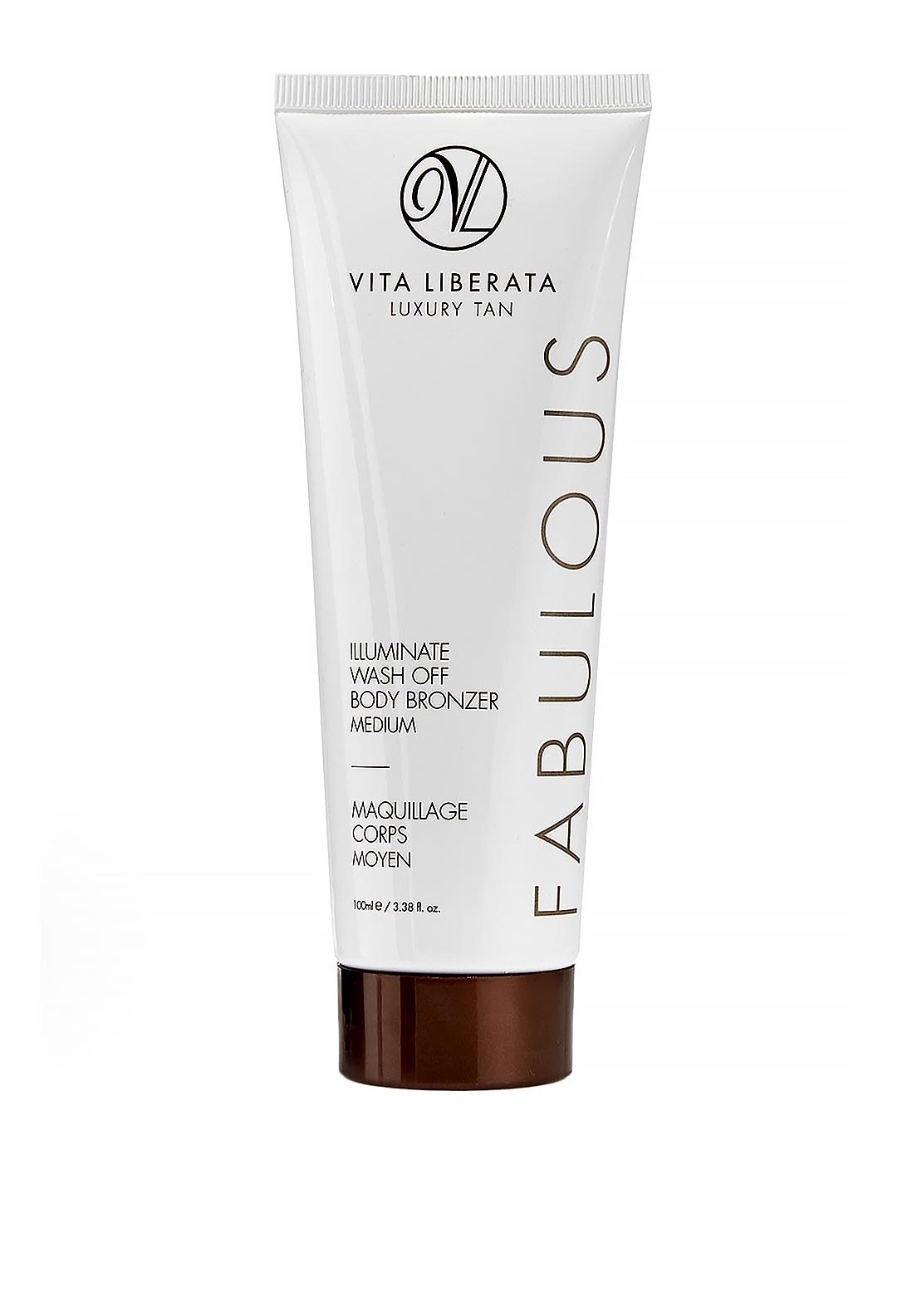 Vita Liberata Fabulous Illuminate Wash Off Body Tan