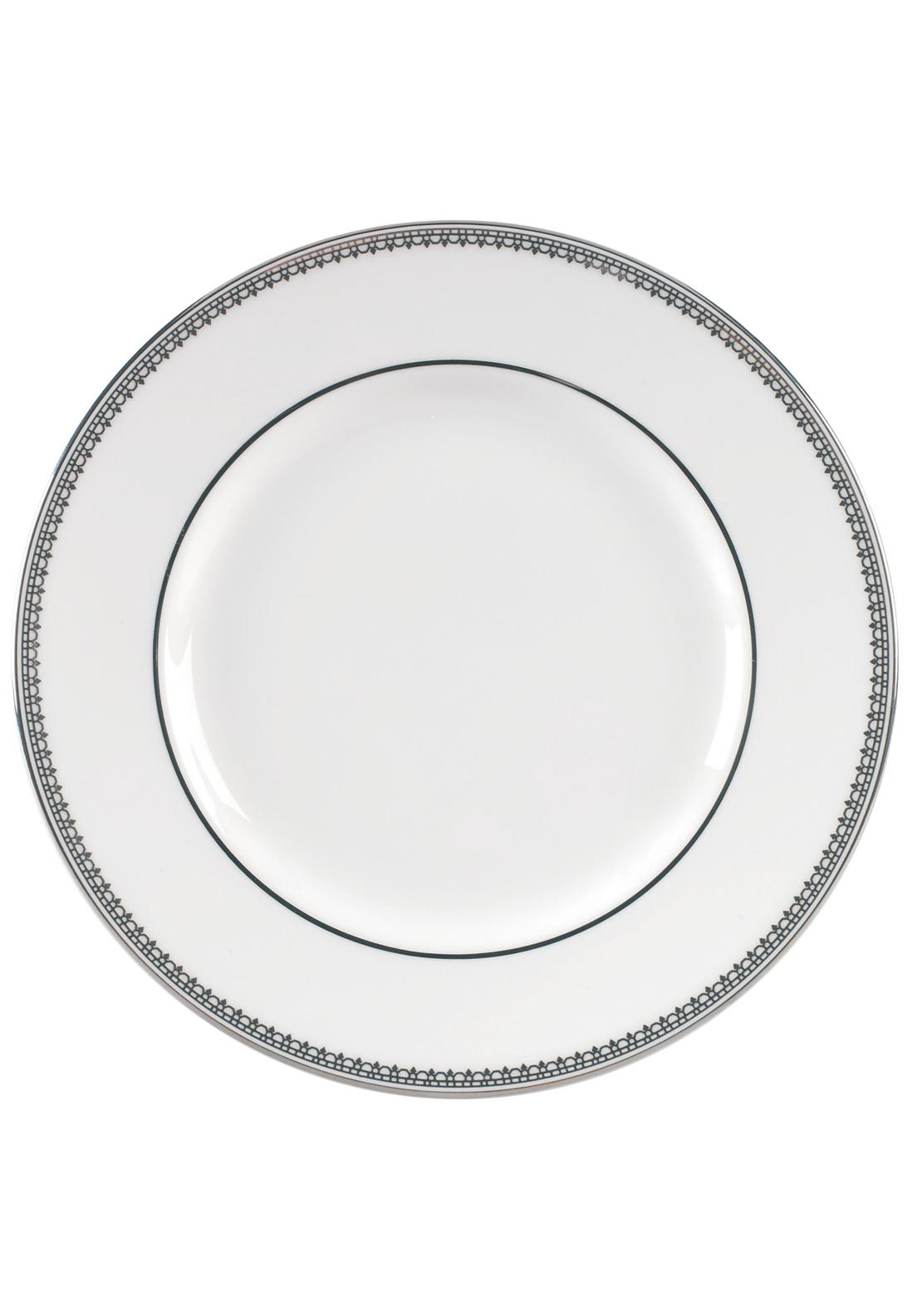 Vera Wang Wedgwood Lace Platinum Plate, 15cm
