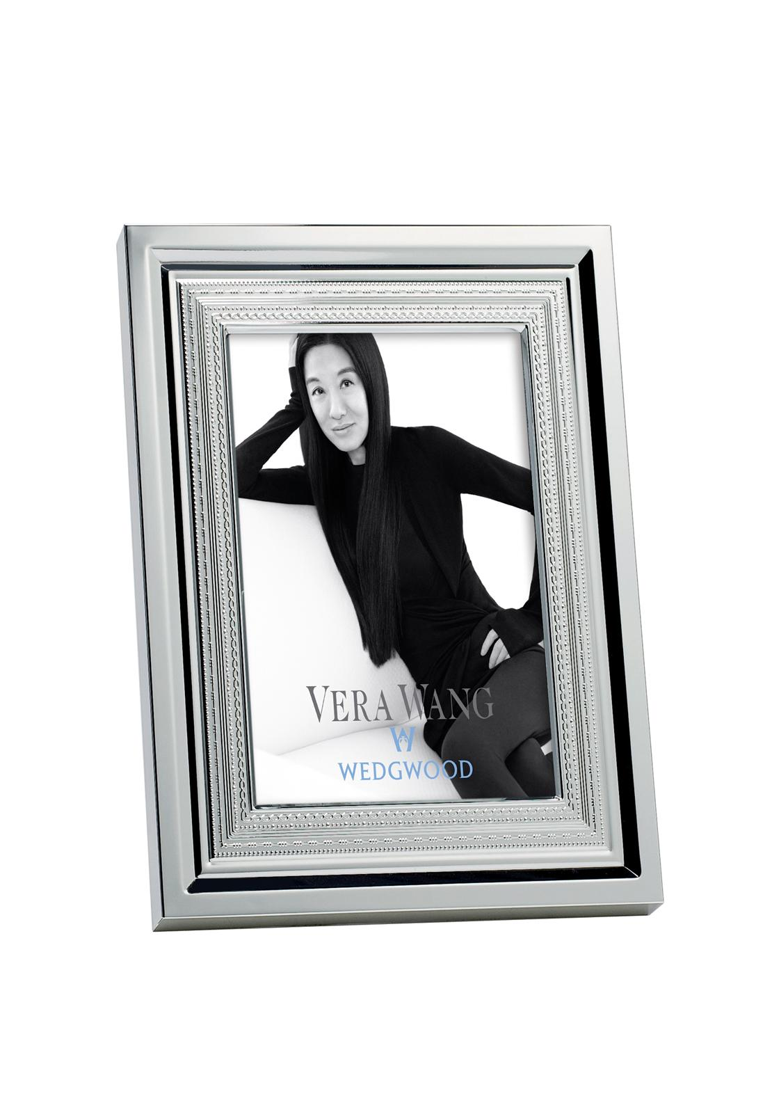 Vera Wang Wedgwood With Love Photo Frame, 4in x 6in