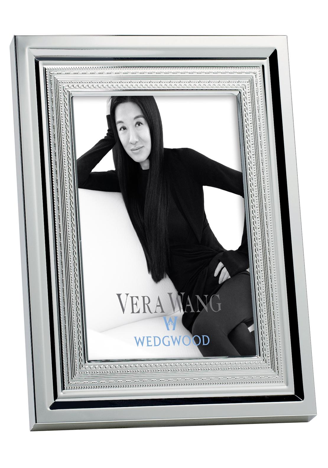 Vera Wang Wedgwood With Love Photo Frame, 5in x 7in