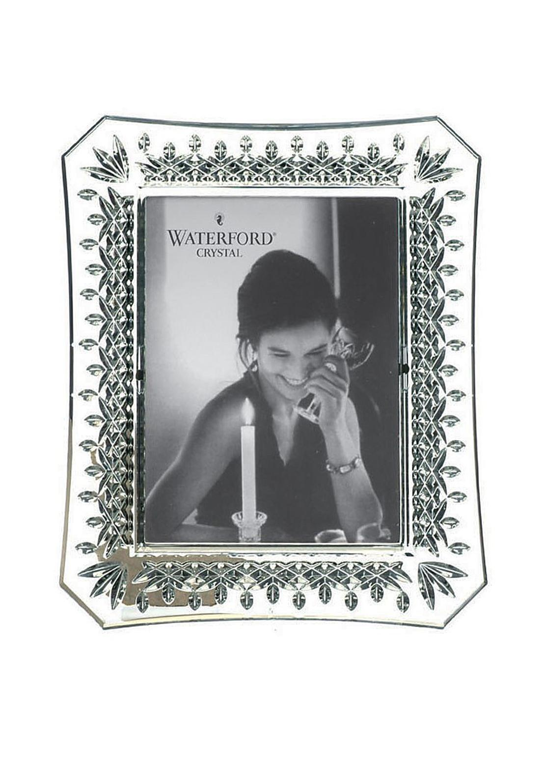 Waterford Crystal Lismore Photo Frame, 5 x 7 inches