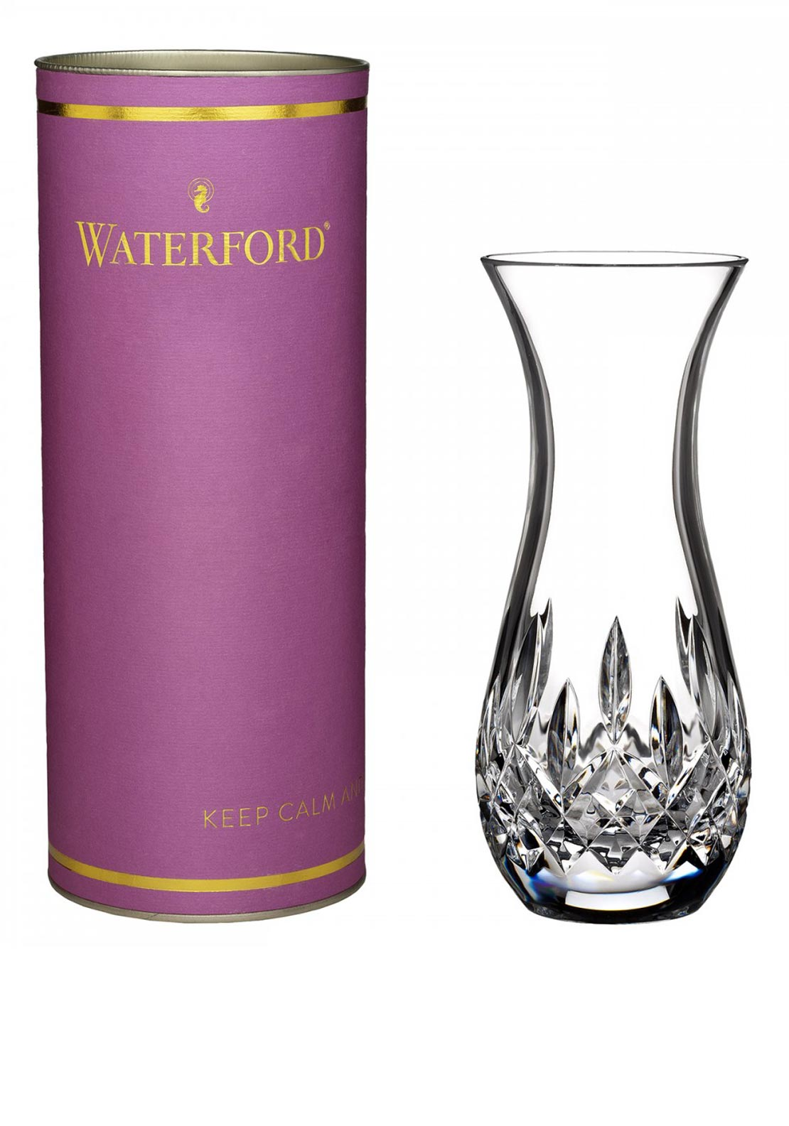 Waterford Crystal Lismore Sugar Bud Vase, 6""