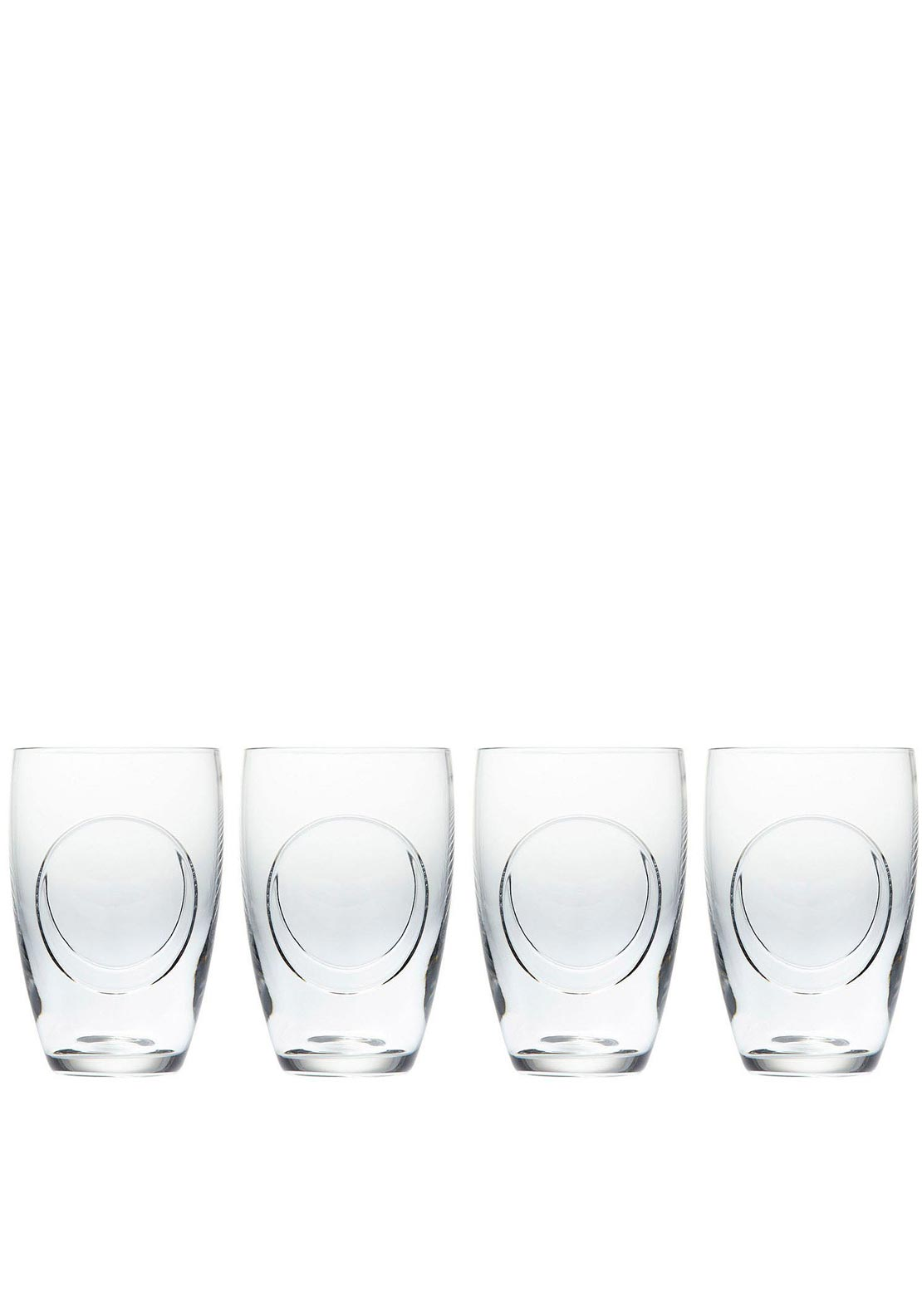 John Rocha at Waterford Circa Tumbler Glasses, Set of 4