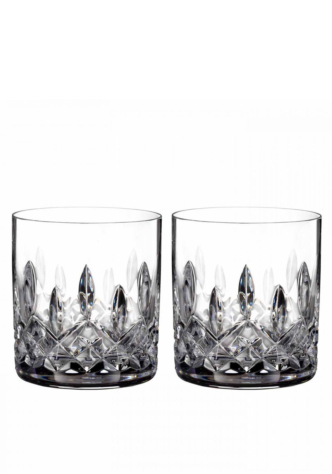 Waterford Crystal Lismore Classic Tumbler, Set of 2