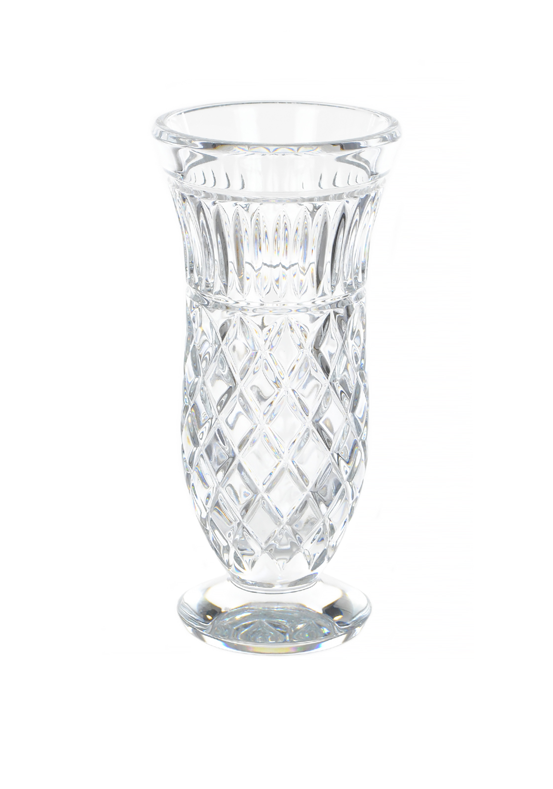 Waterford Crystal Marlene Vase, 8""
