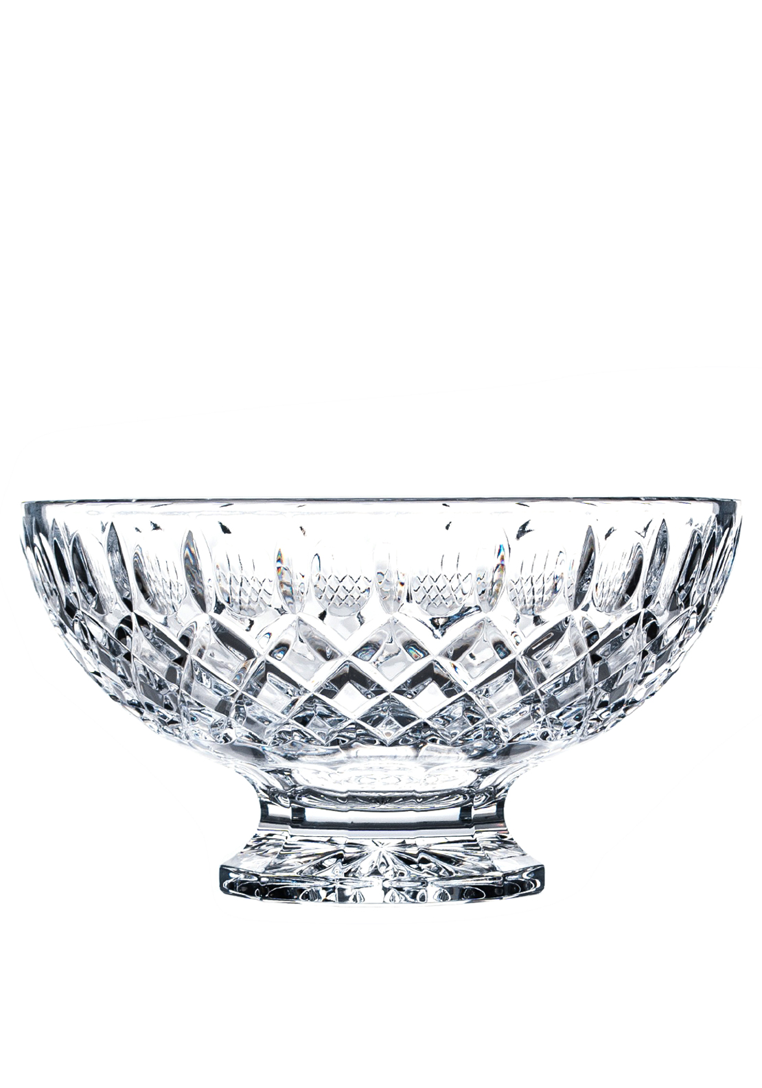 Waterford Crystal Centrepiece Footed Bowl 25cm