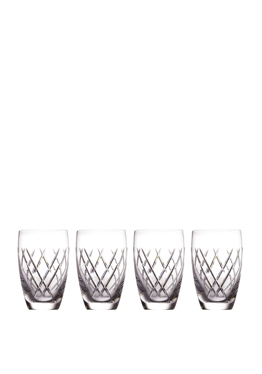 Waterford Crystal Seda Tumbler, Set of 4