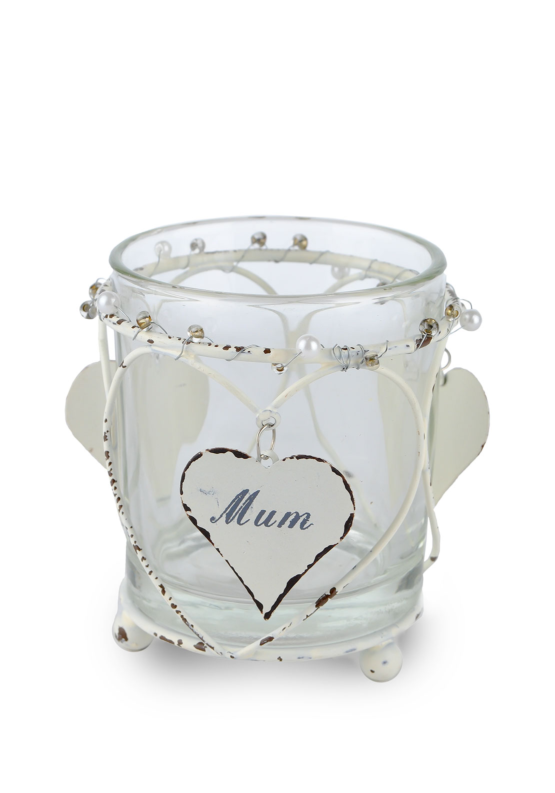 Impressions by Juliana Wire Tealight Holder, Mum