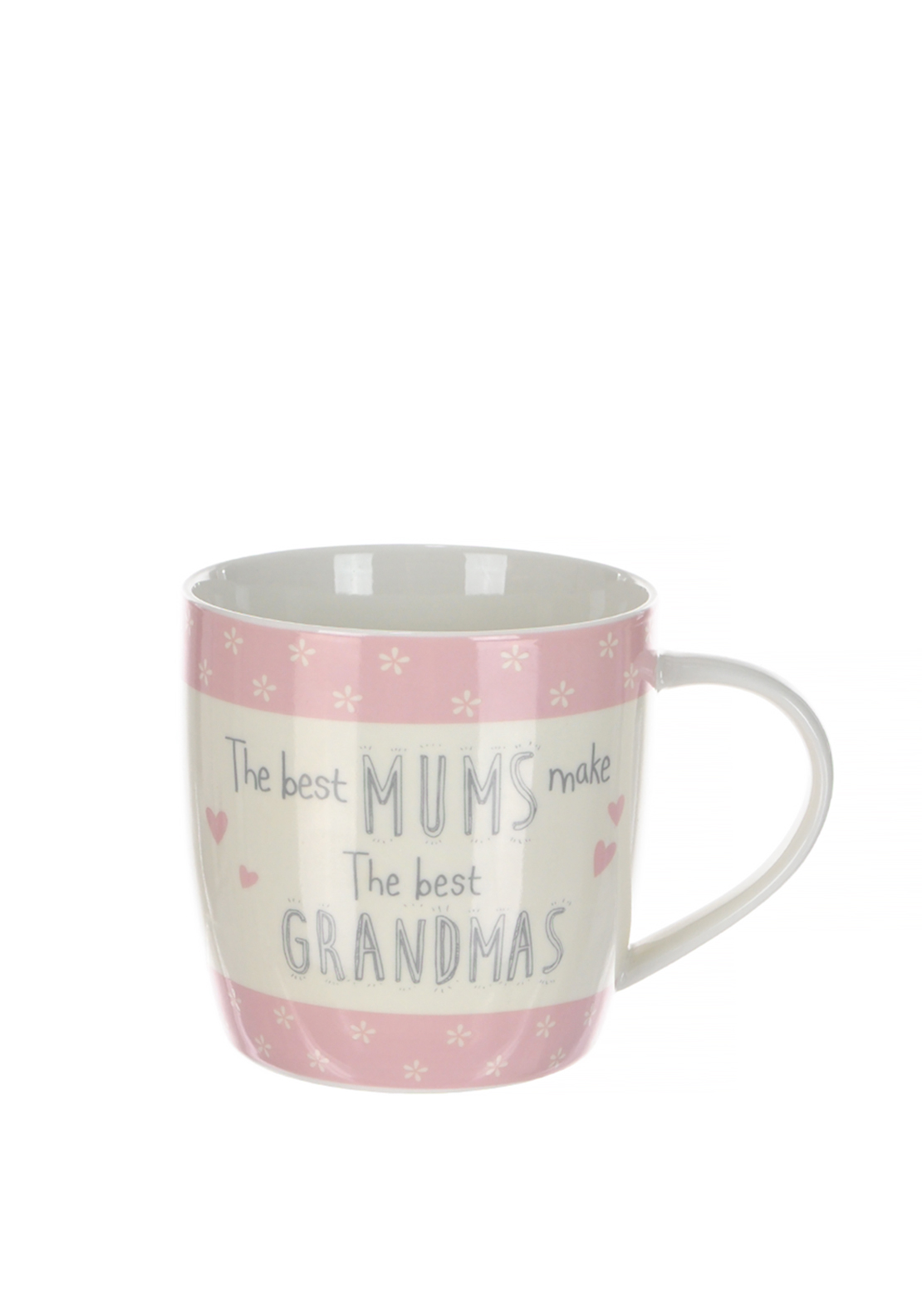 Love Life Ceramic Mug- The best MUMS make the best GRANDMAS