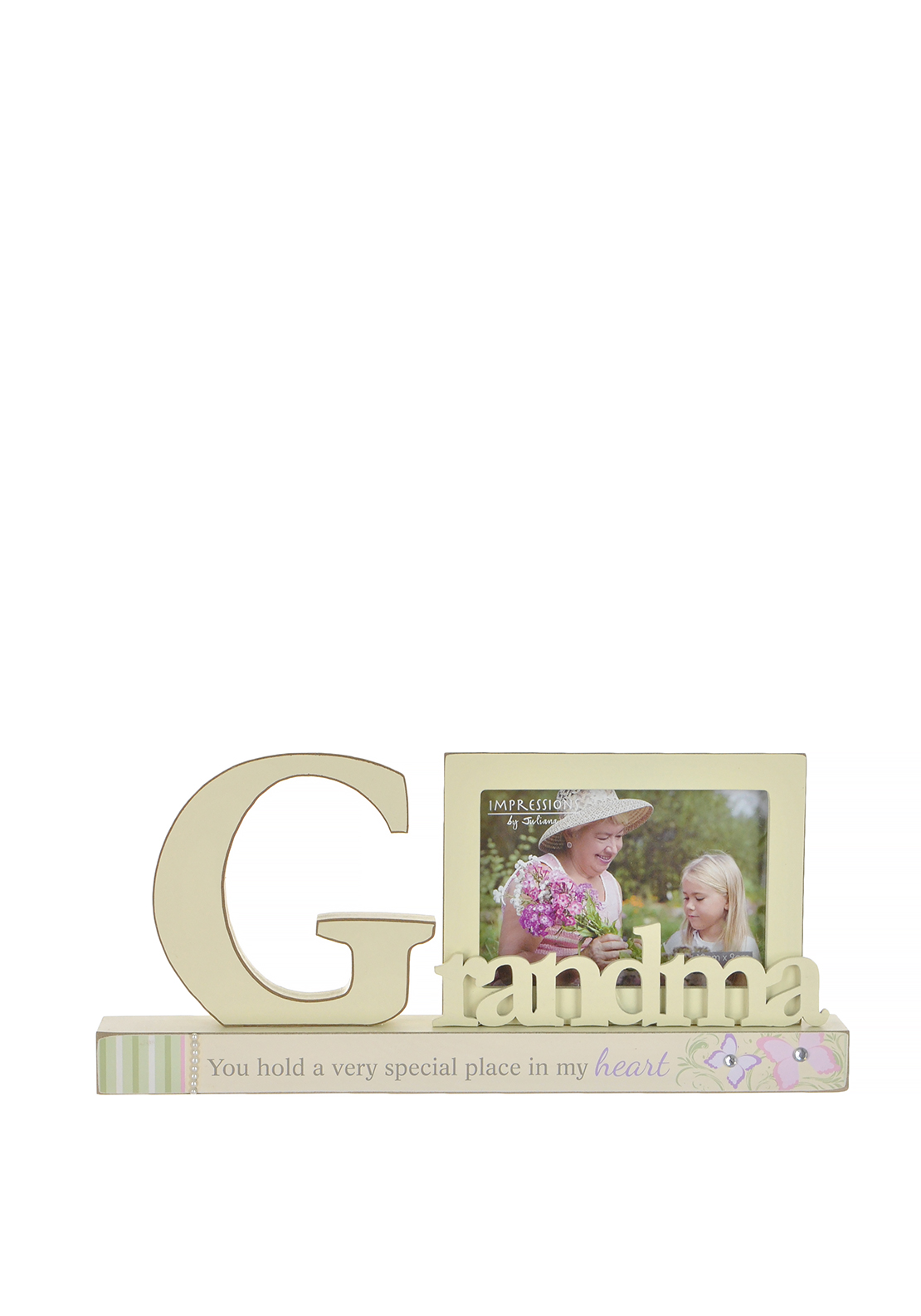 "Widdop & Bingham Grandma Mantel Photo Frame, 5"" x 3"""