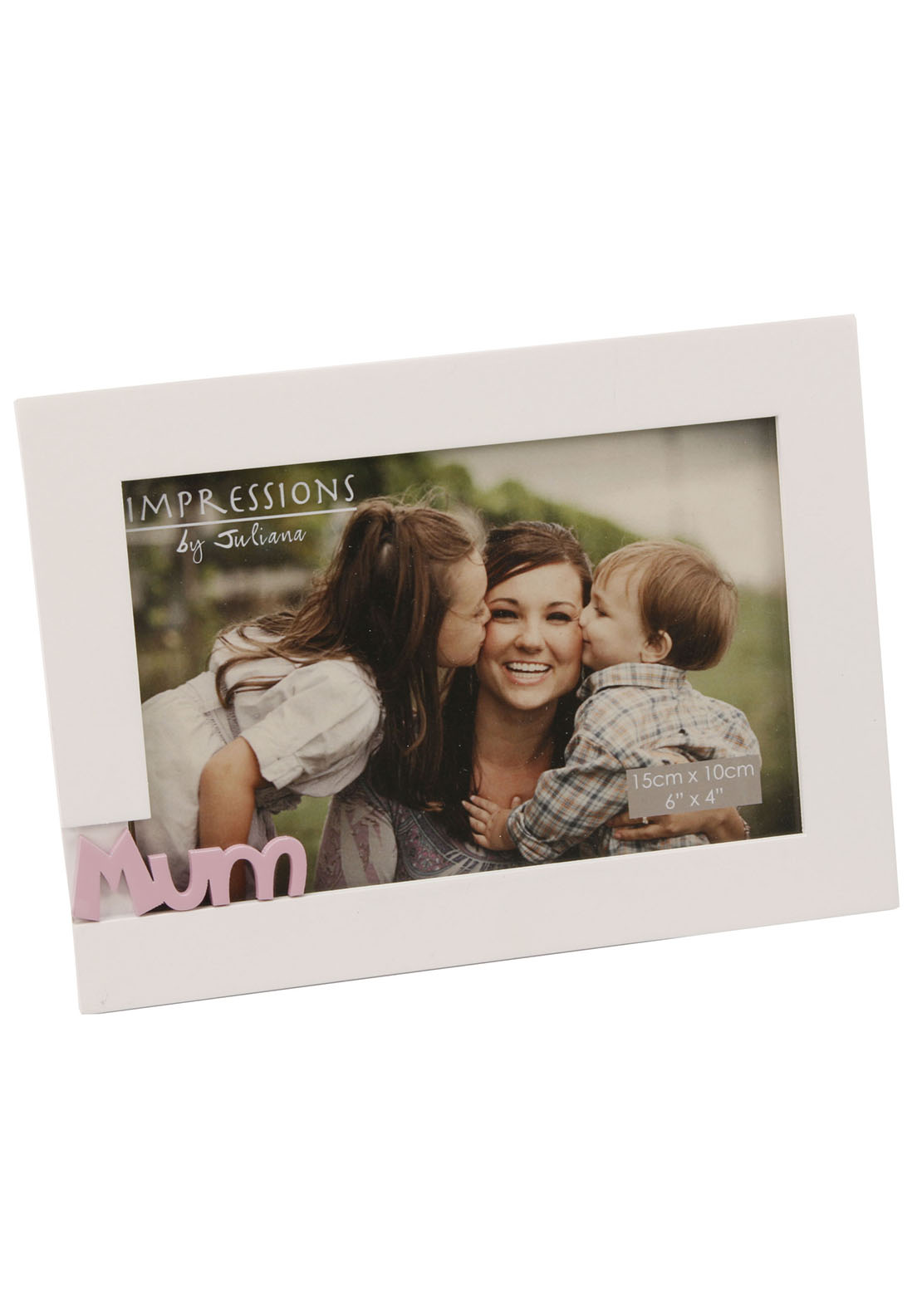 Impressions by Juliana Photo Frame, Mum