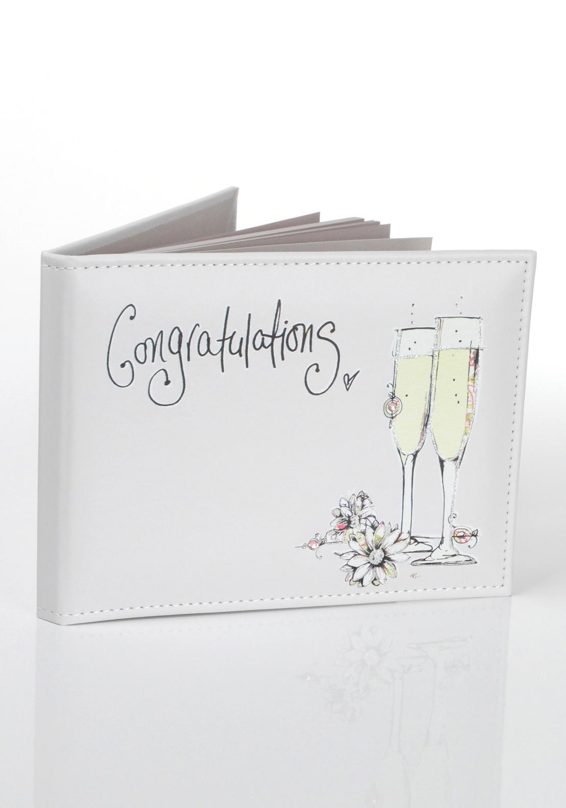 Tracey Russell Congratulations Guest Book