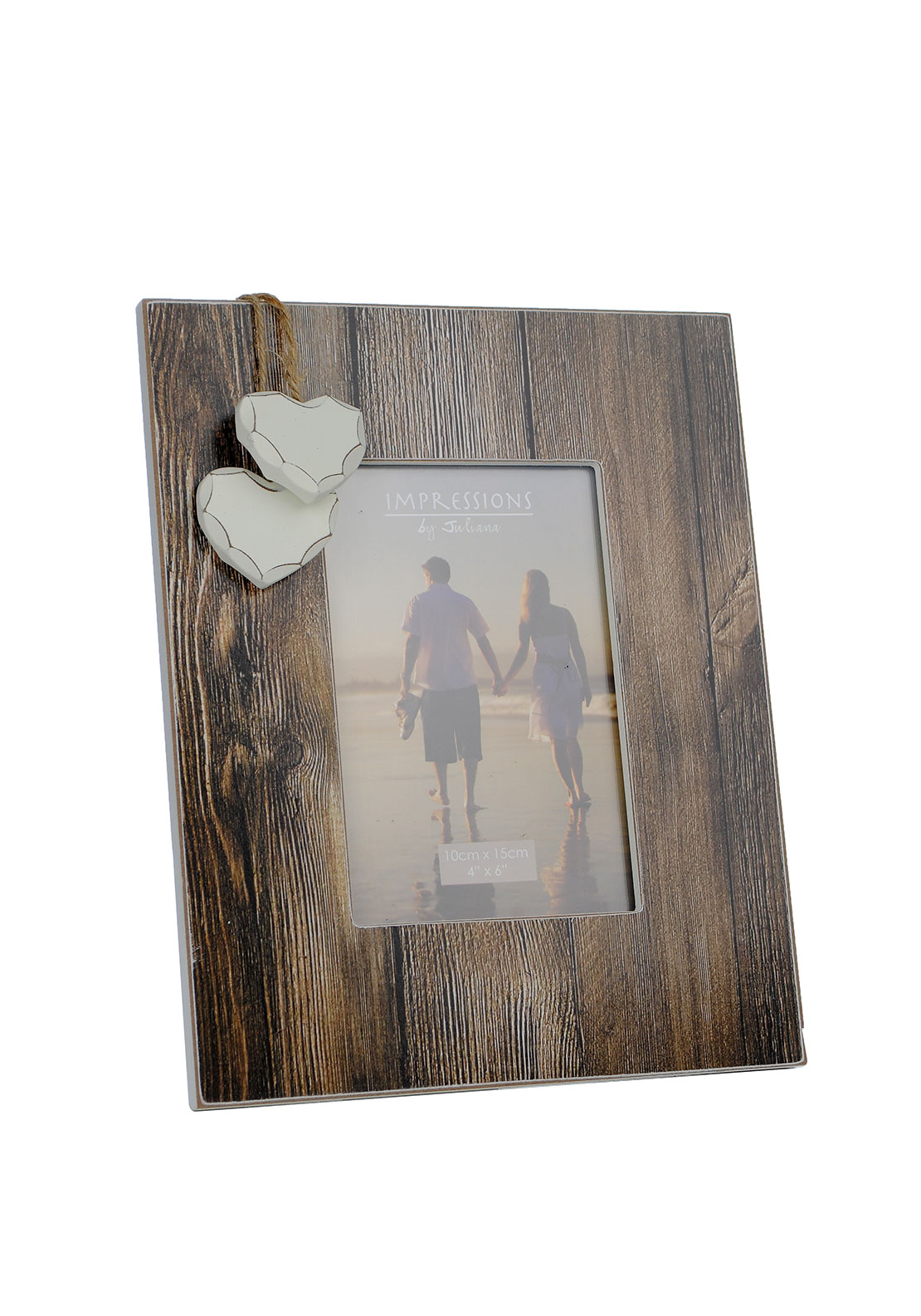 Impressions by Juliana Wooden Effect Picture Frame, 4 x 6 inches