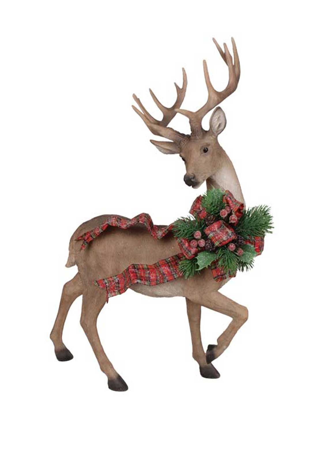 Willow Brooks Christmas Festive Reindeer, Large