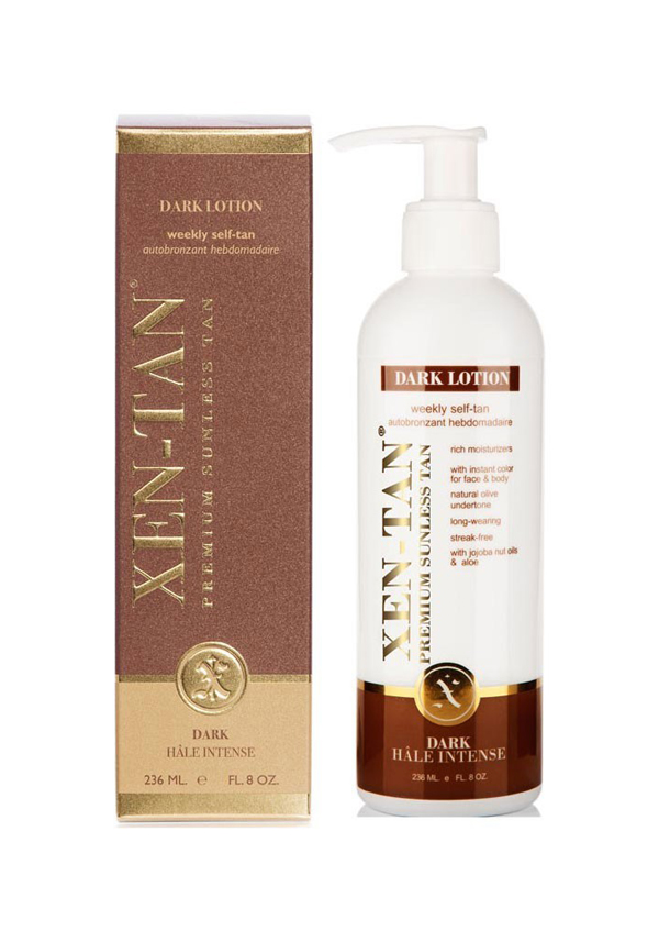 Xen-Tan Dark Lotion, 236ml