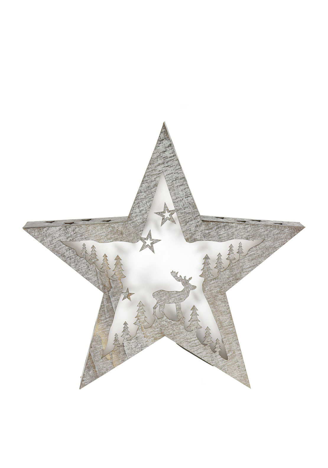 LED Star Christmas Decoration