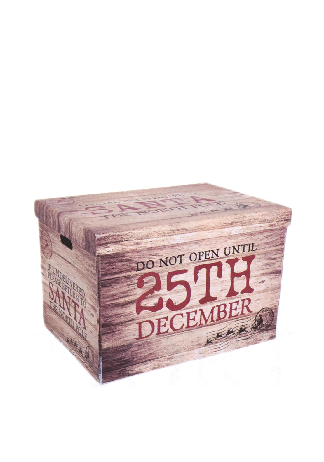 Christmas Storage Box Decoration