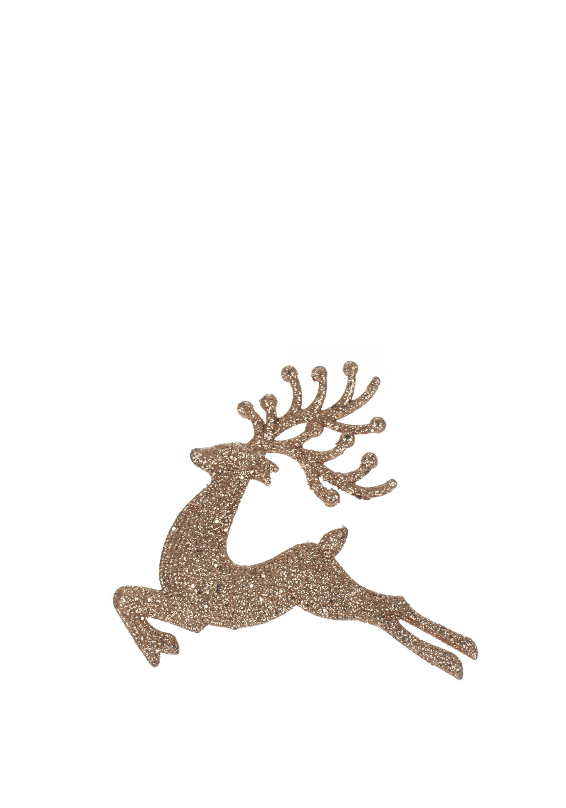Leaping Reindeer Tree Decoration