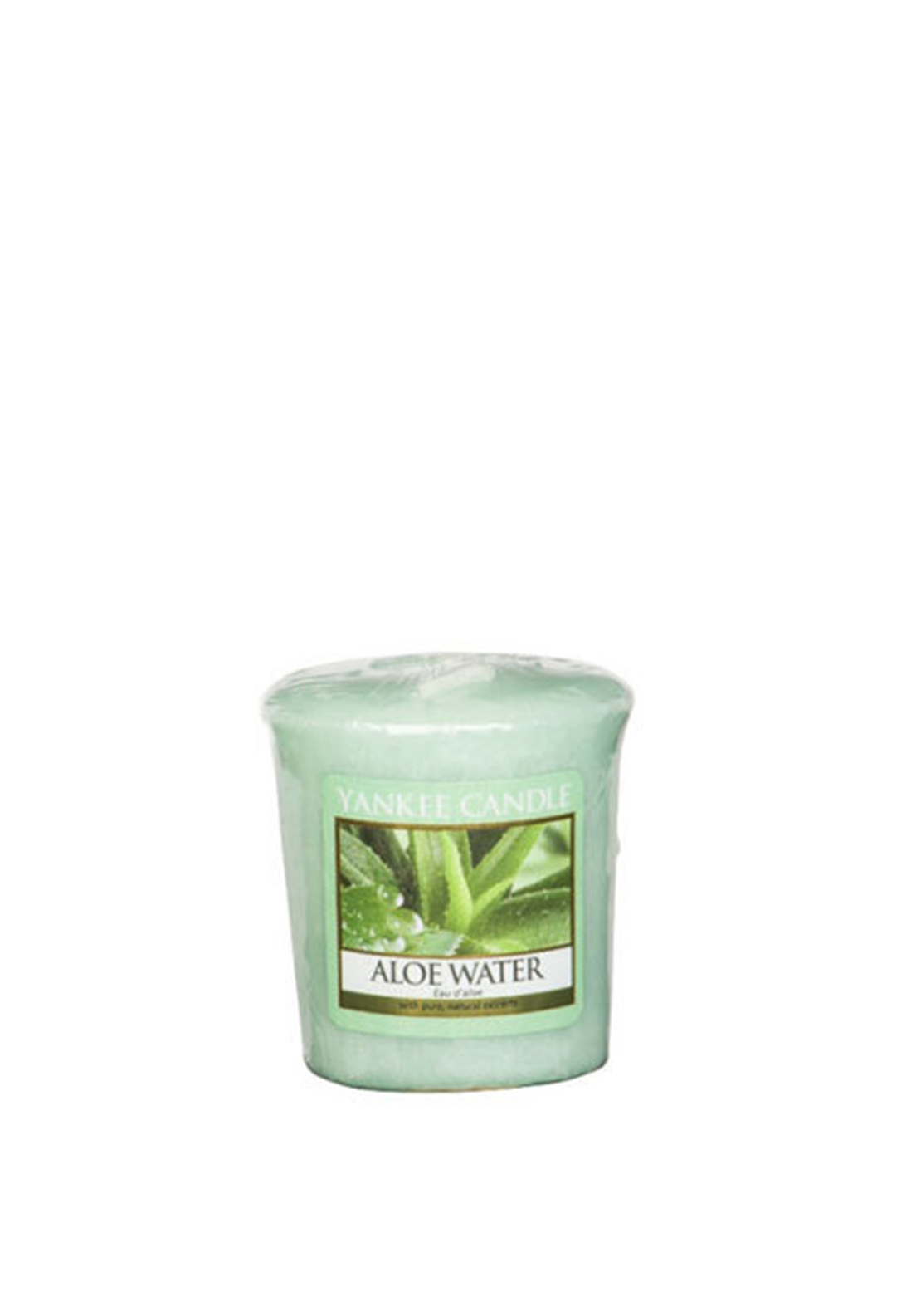 Yankee Candle Aloe Water Votive Candle