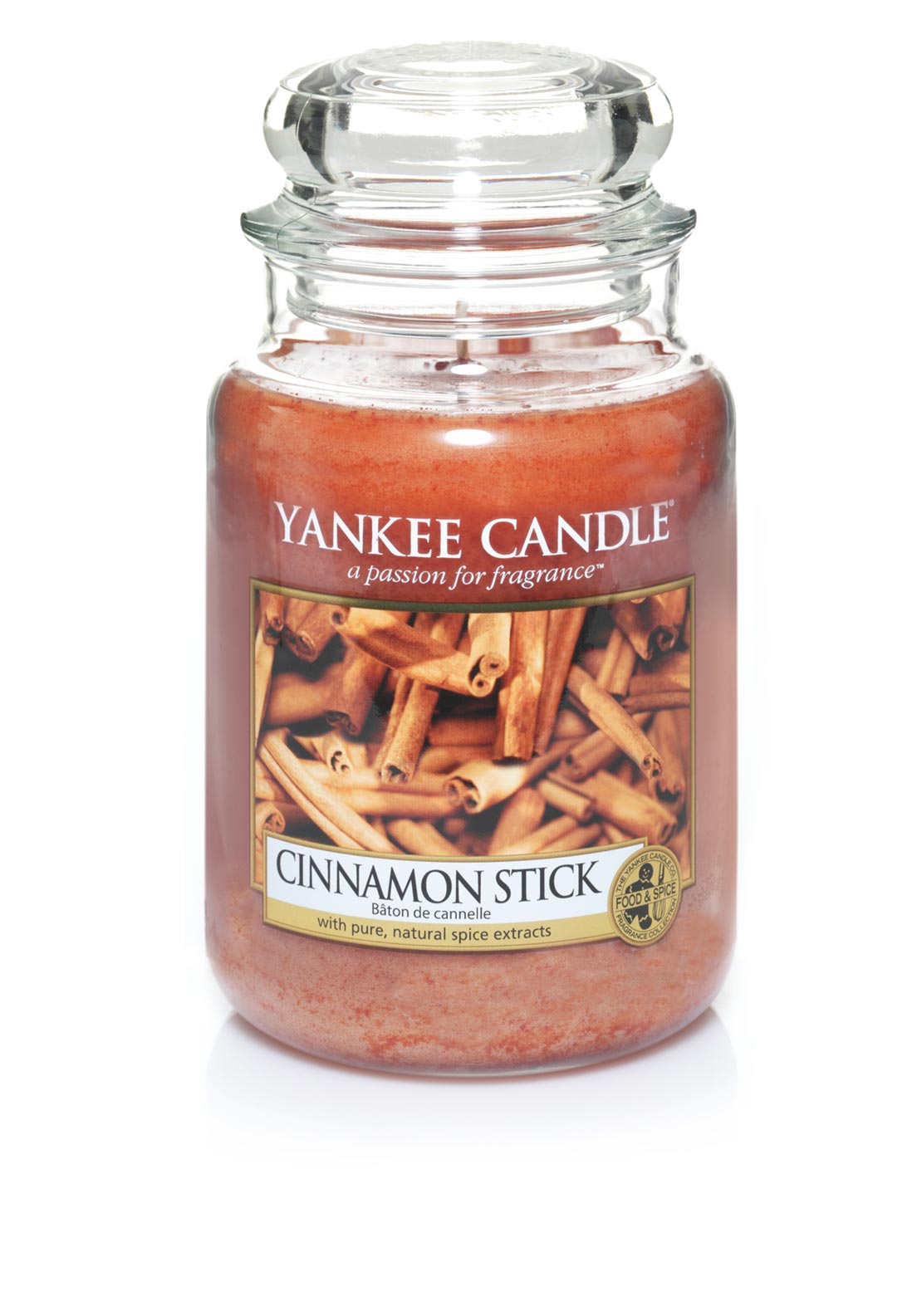 Yankee Candle Large Classic Jar, Cinnamon Stick