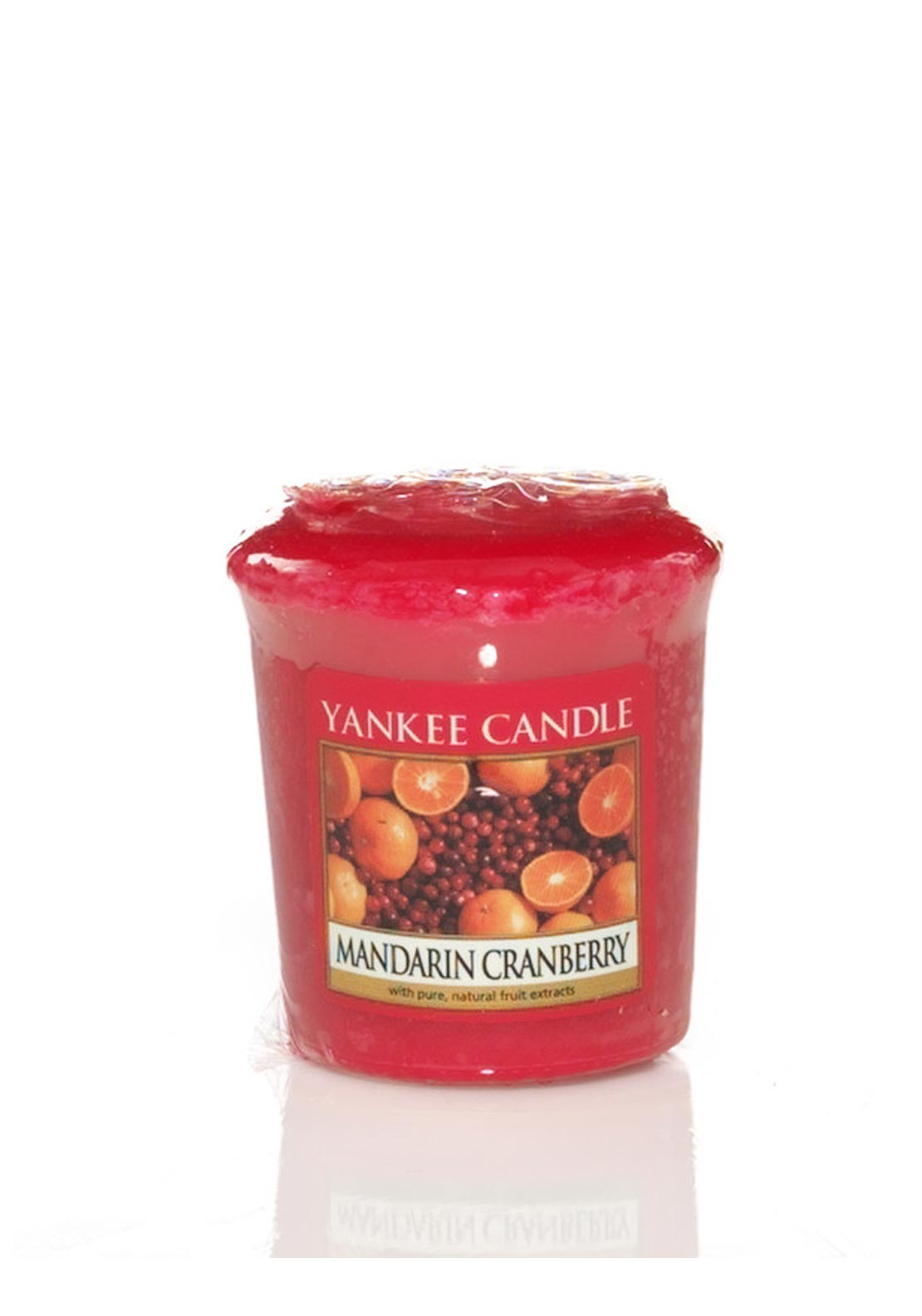 Yankee Candle Sampler Votive Candle, Mandarin Cranberry