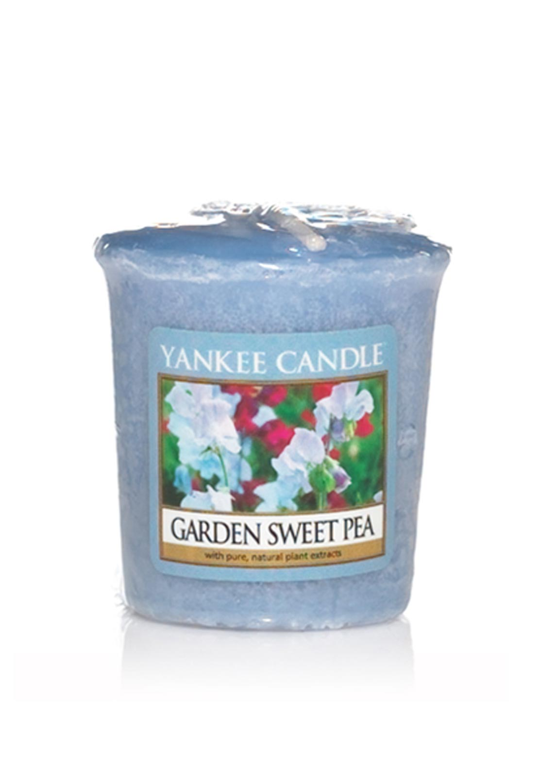 Yankee Candle Sample Votive Candle, Garden Sweet Pea