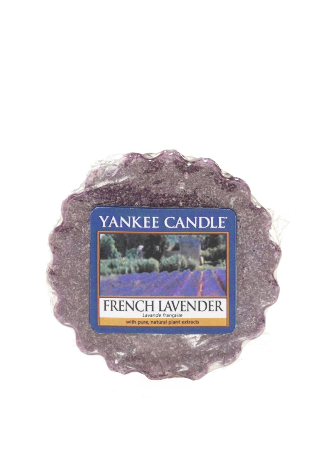 Yankee Candle Wax Tart, French Lavender