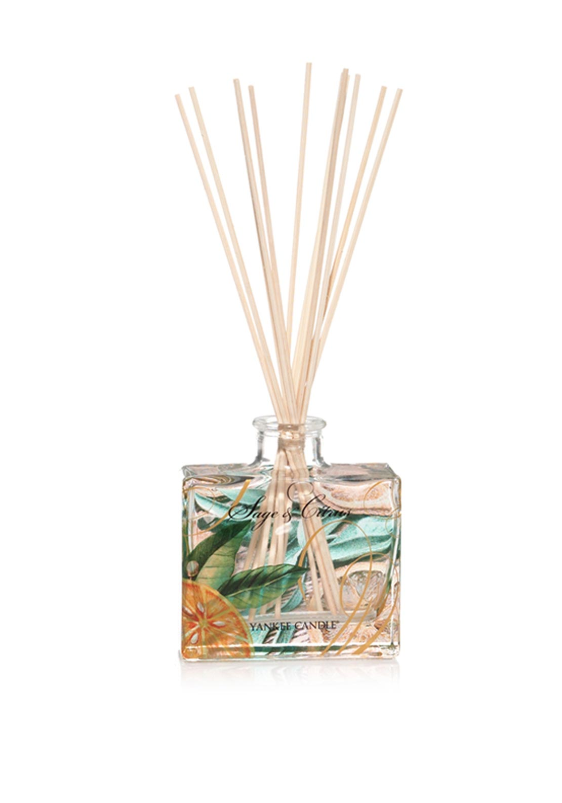 Yankee Candle Reed Fragrance Diffuser, Sage & Citrus