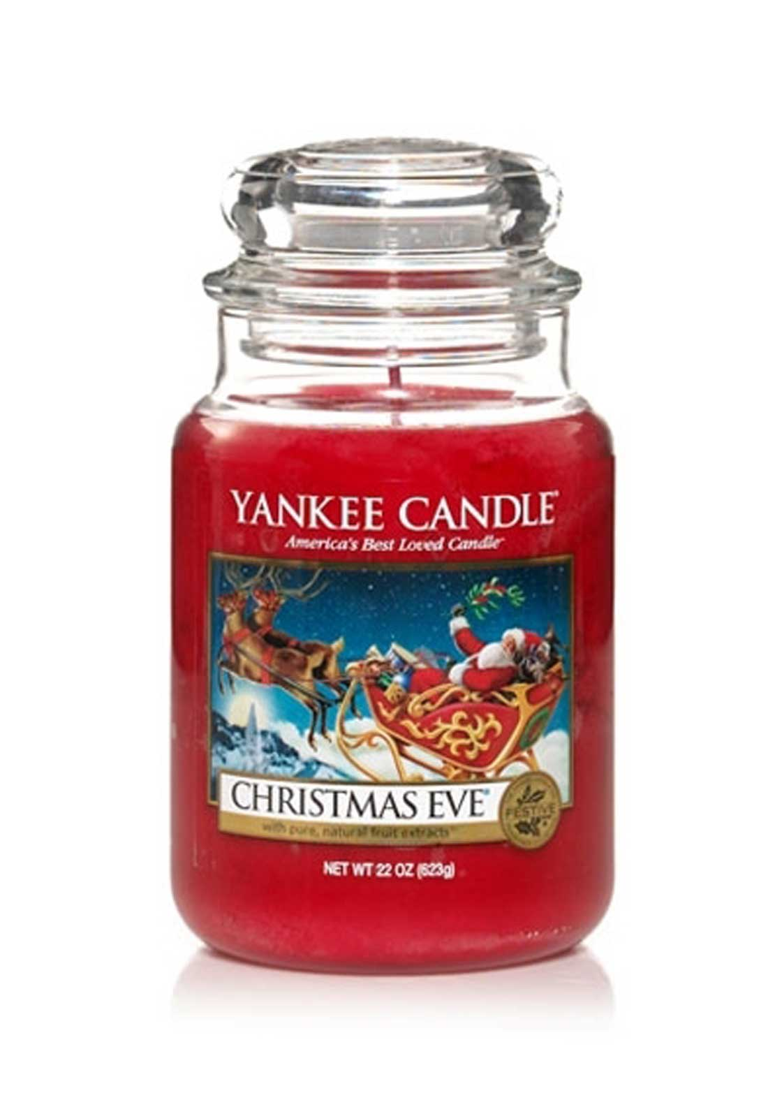 Yankee Candle Large Classic Jar, Christmas Eve