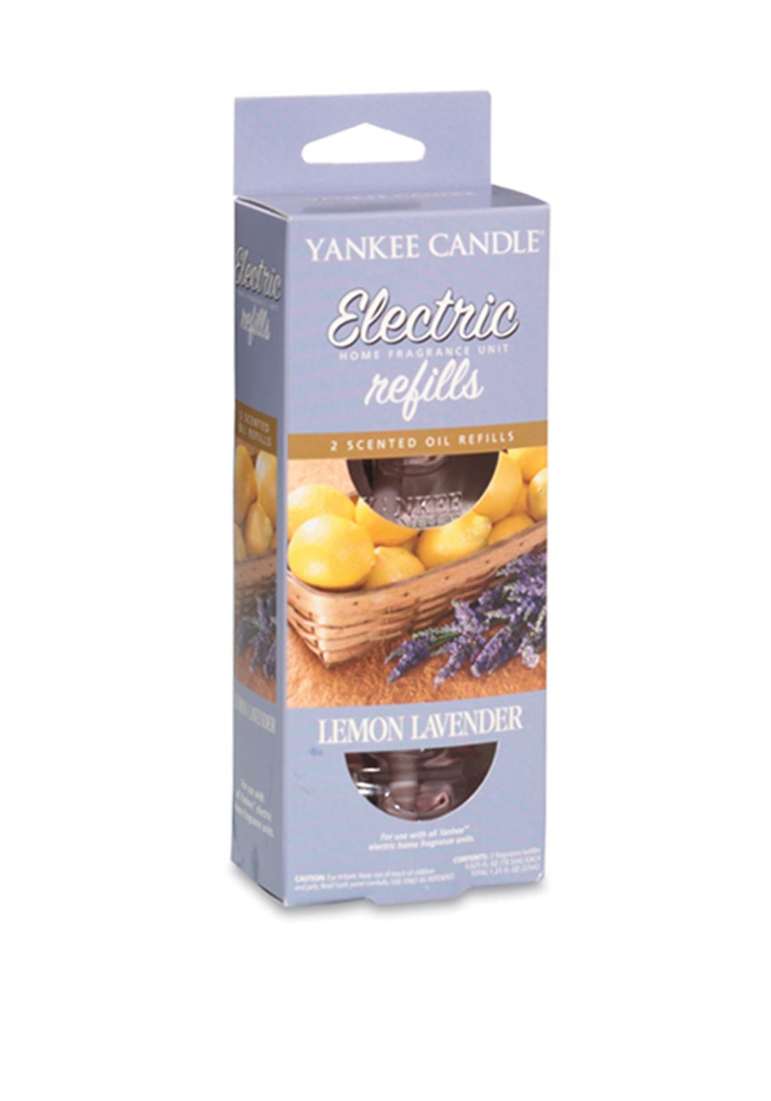 Yankee Candle Electric Fragrance Refills, Lemon Lavender