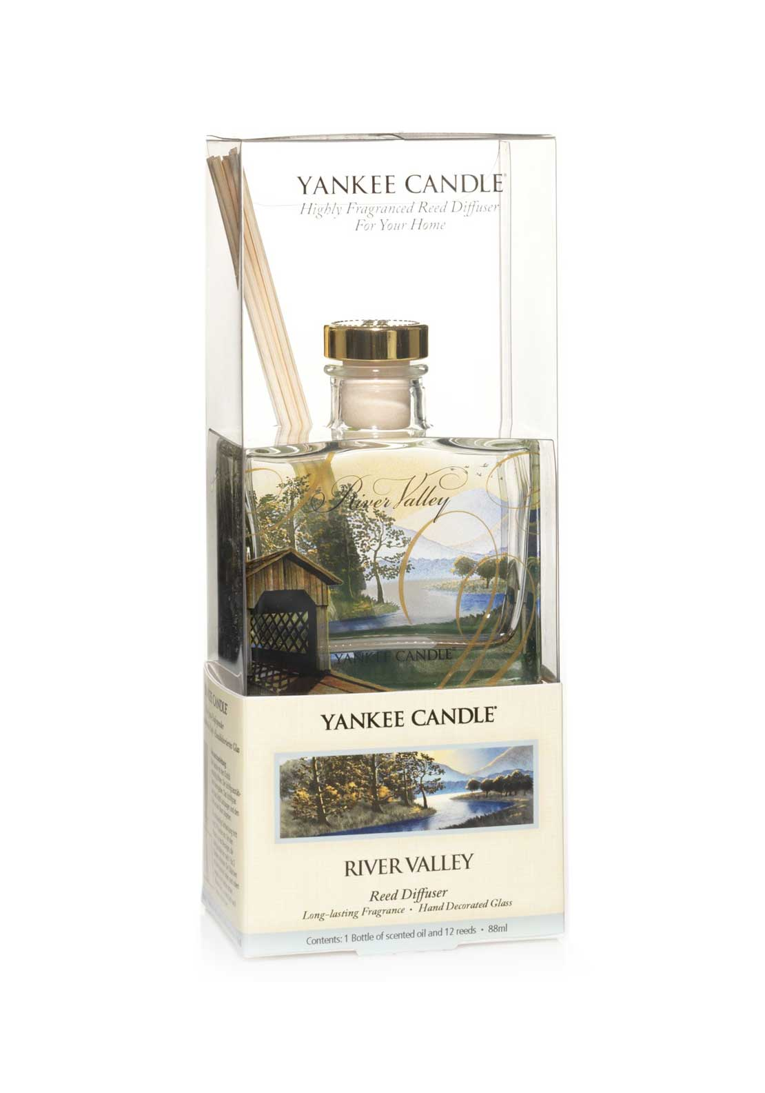Yankee Candle Reed Fragrance Diffuser, River Valley