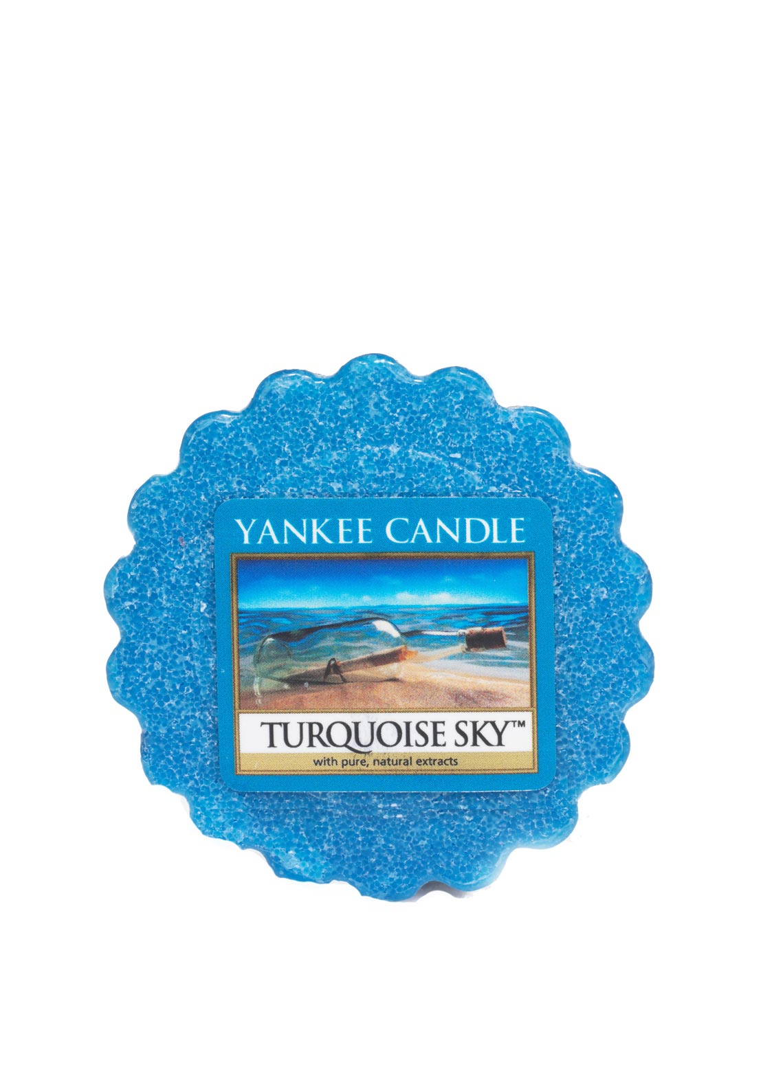 Yankee Candle Wax Tart, Turquoise Sky