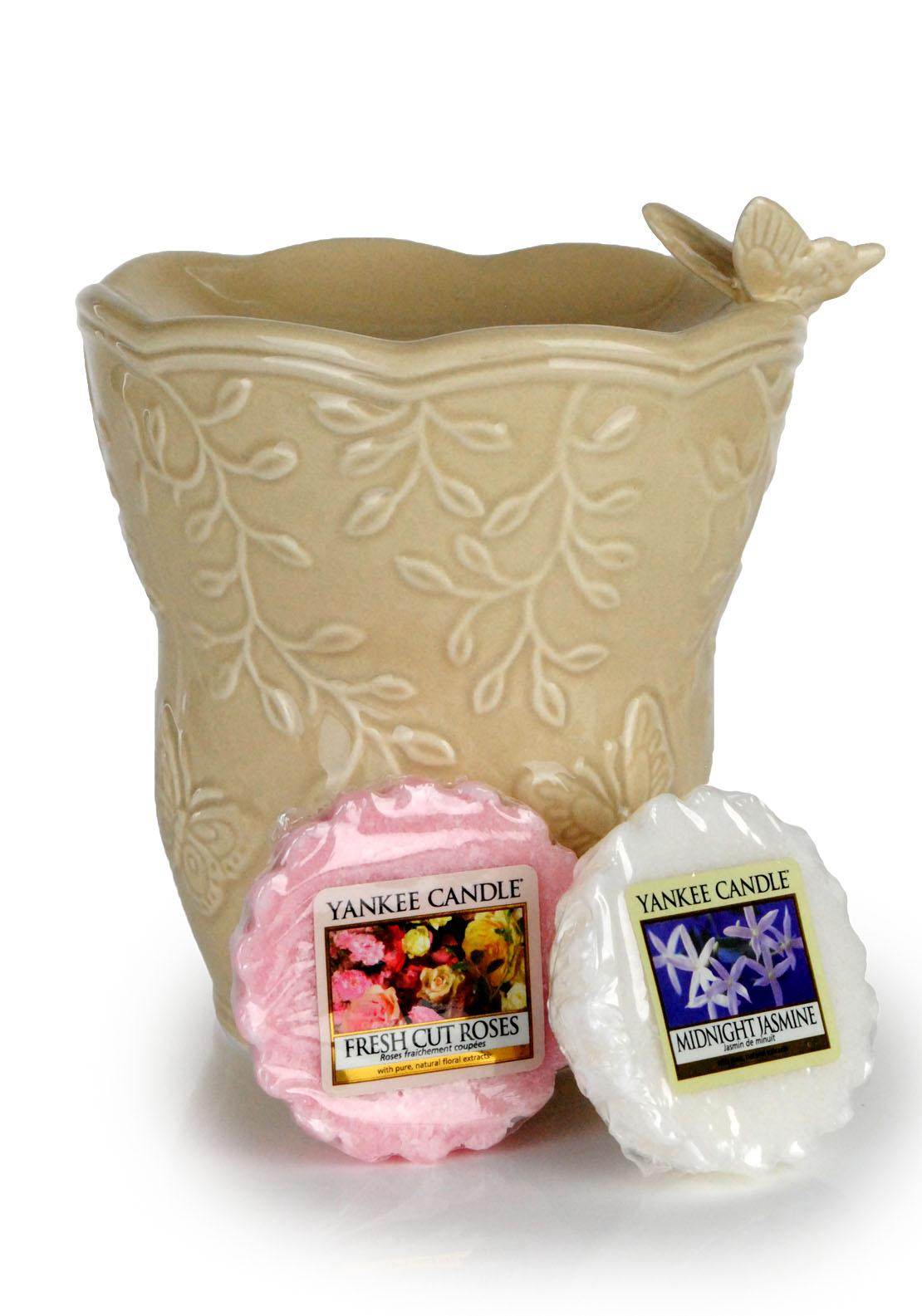 Yankee Candle Tart Warmer Gift Set