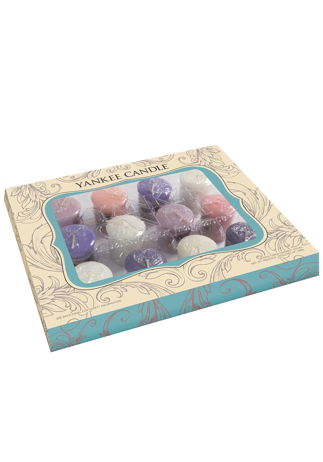 Yankee Candle Everyday, 12 Votives Blister Pack