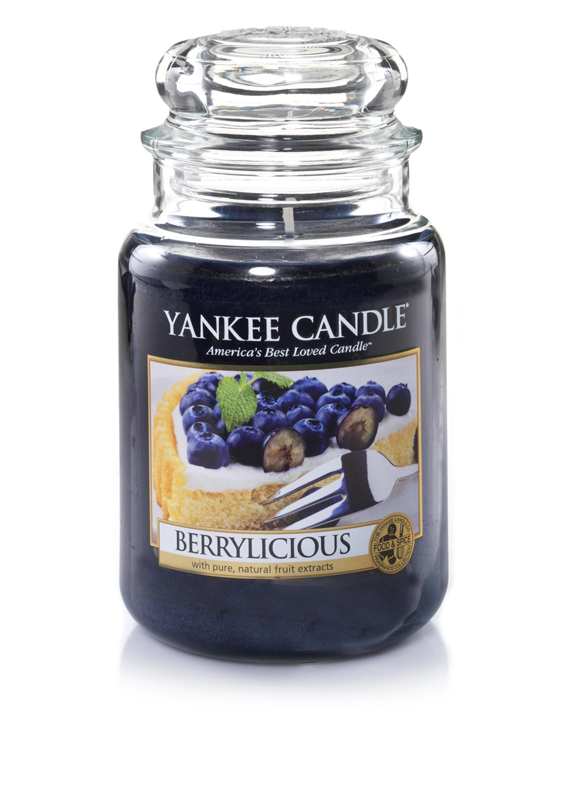 Yankee Candle Large Classic Jar, Berrylicious