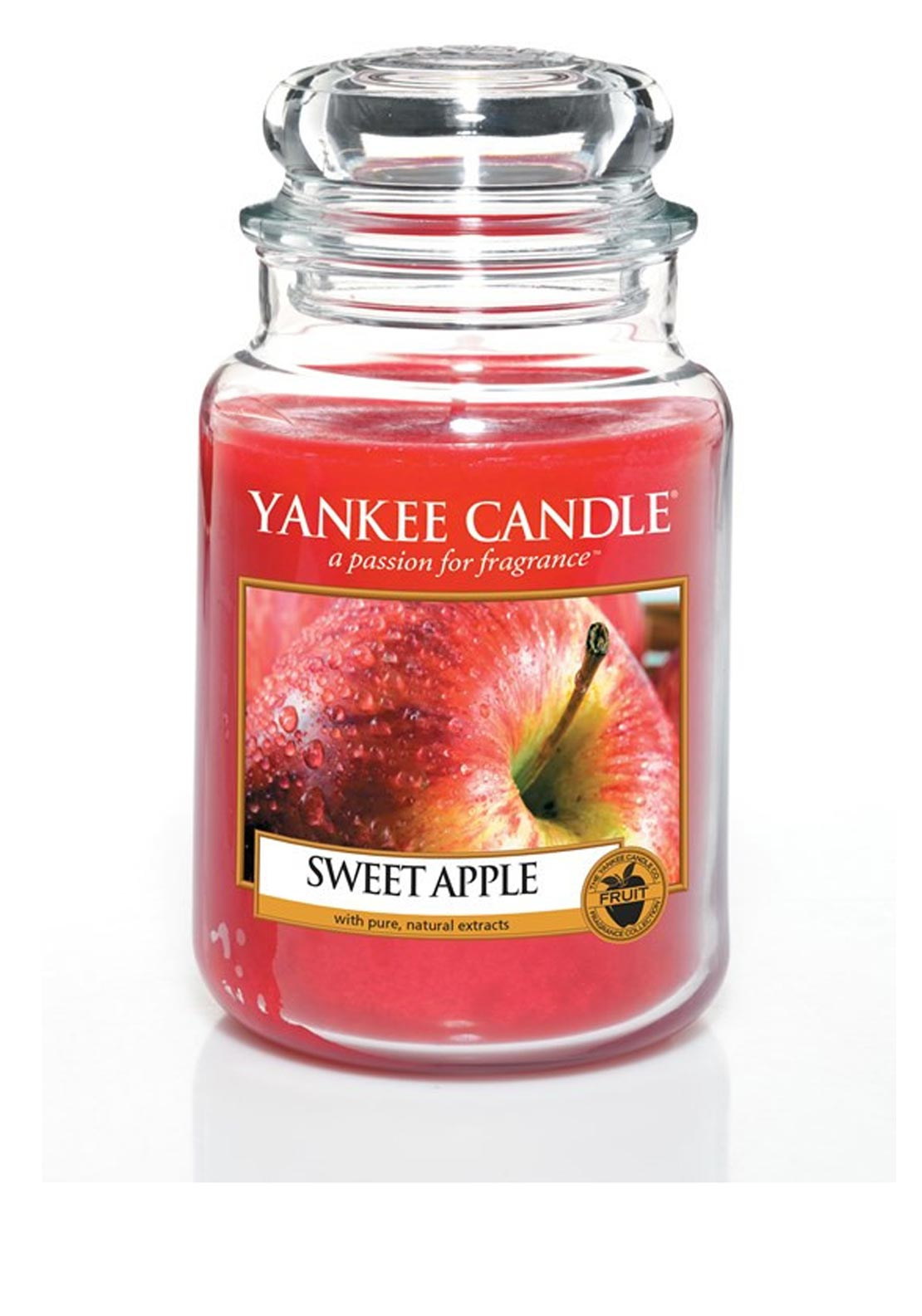 Yankee Candle Large Classic Jar, Sweet Apple