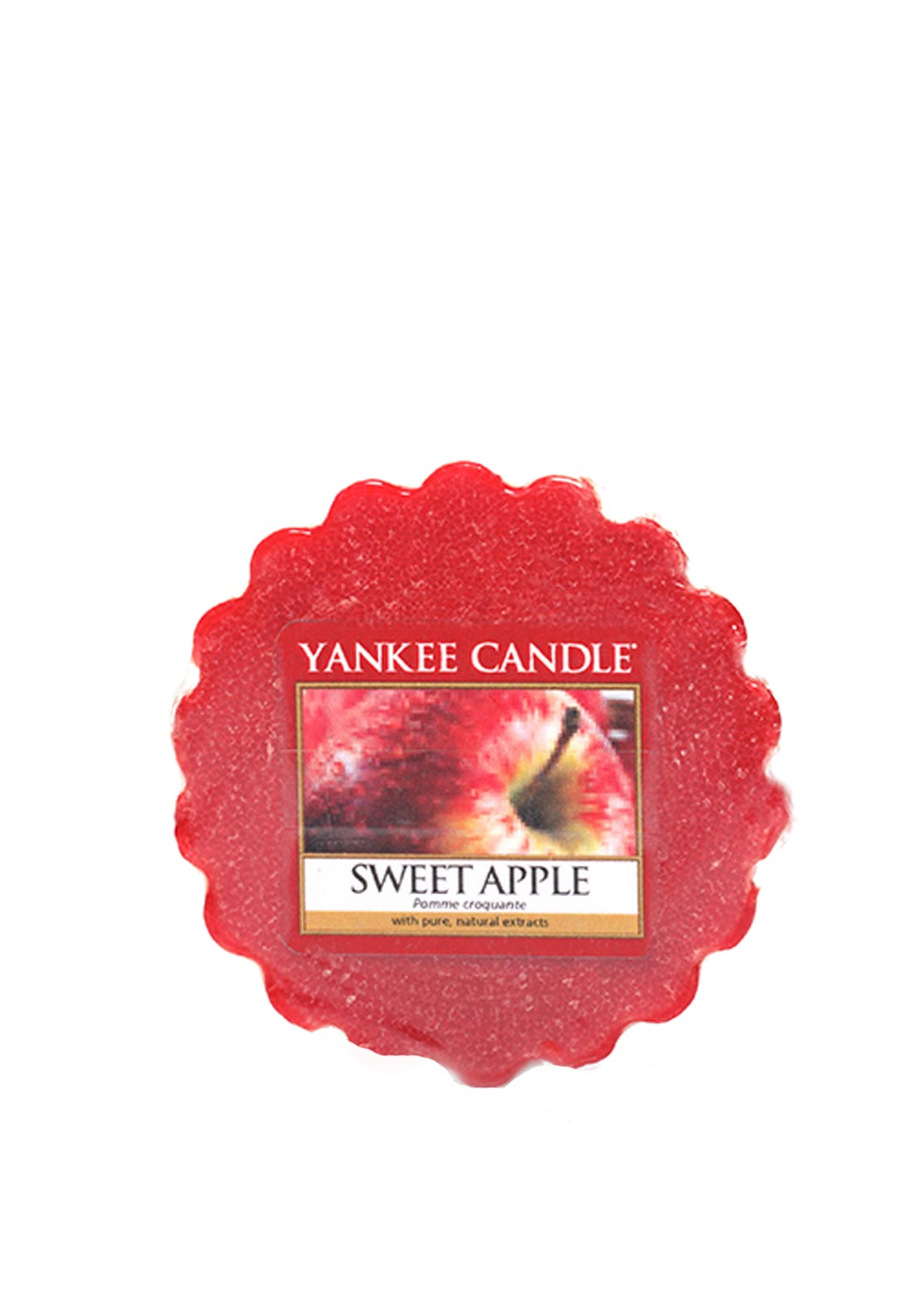 Yankee Candle Wax Tart, Sweet Apple