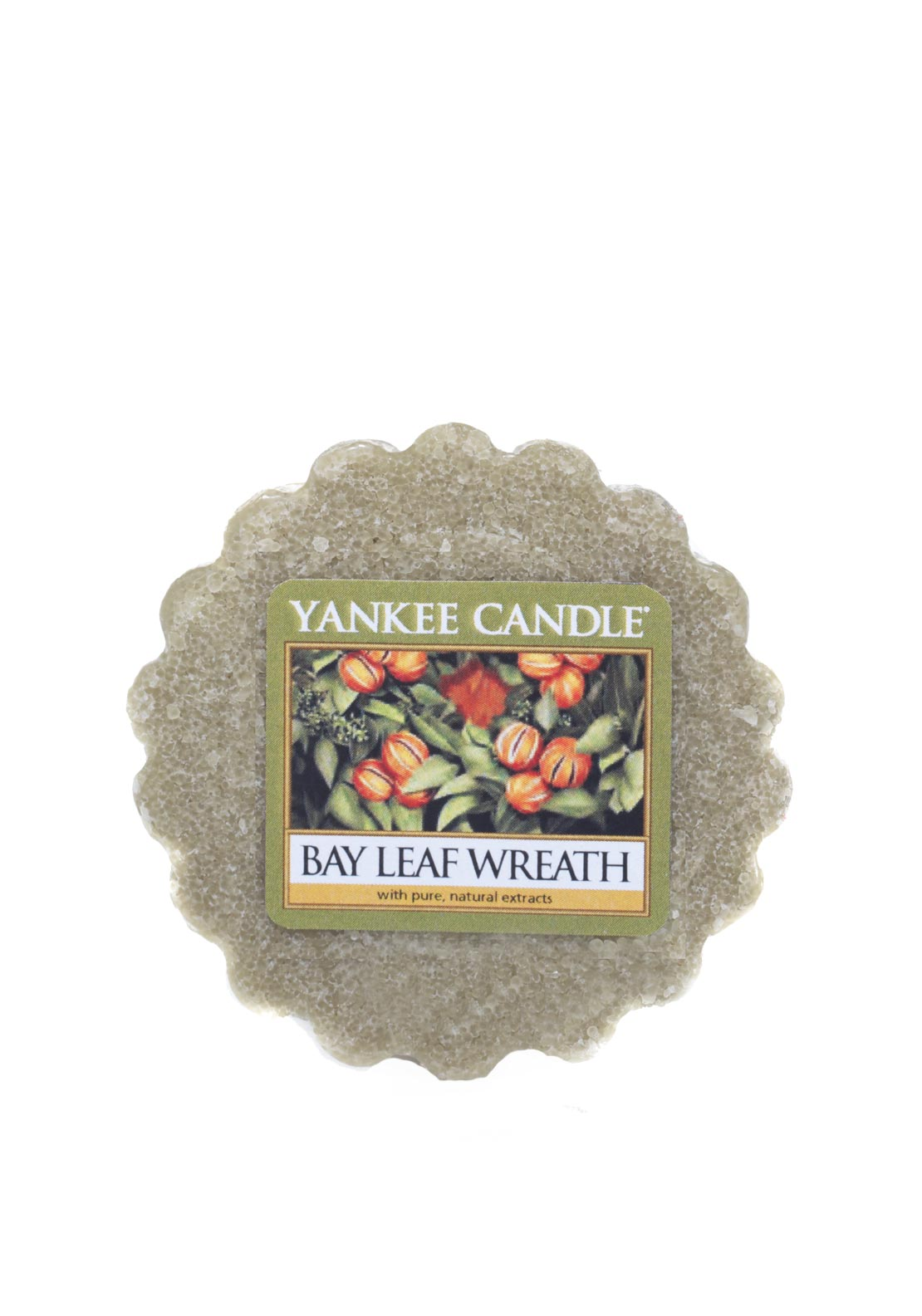 Yankee Candle Wax Tart, Bay Leaf Wreath