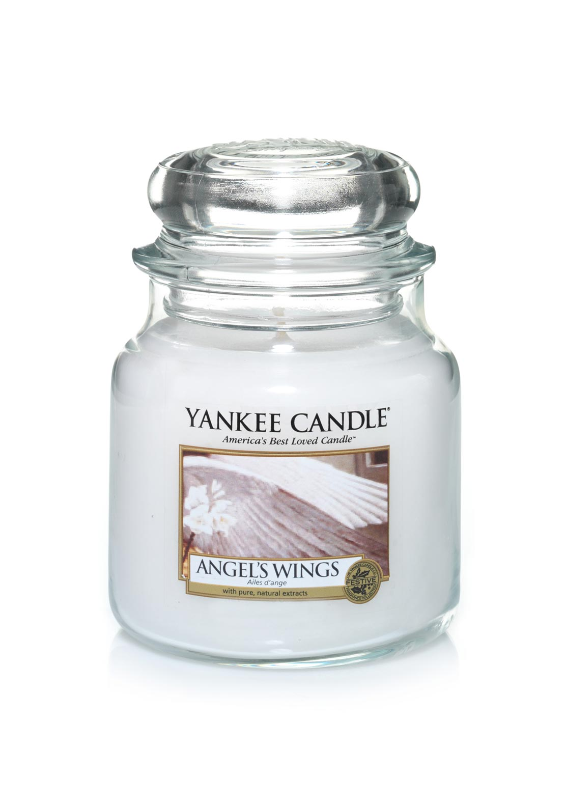 Yankee Candle Medium Classic Jar, Angel's Wings