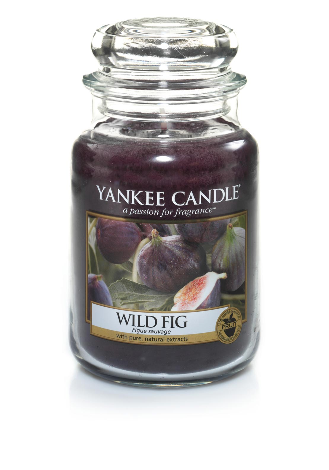 Yankee Candle Large Classic Jar, Wild Fig