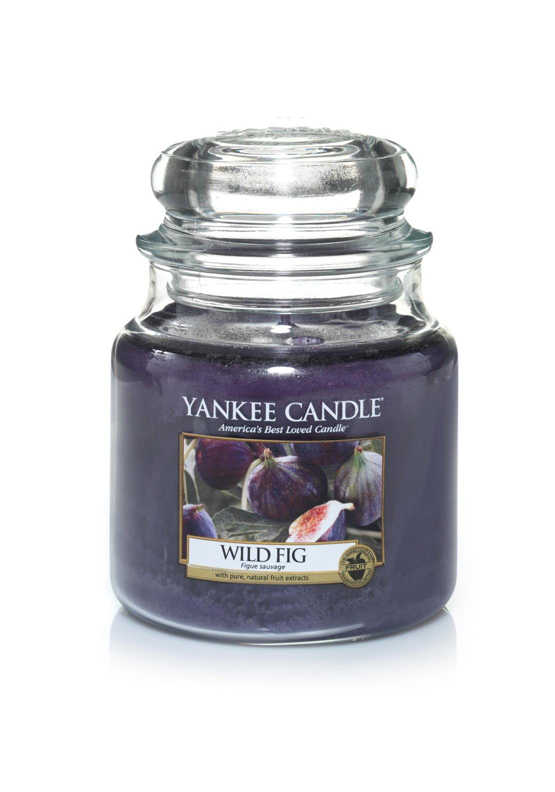 Yankee Candle Medium Classic Jar, Wild Fig