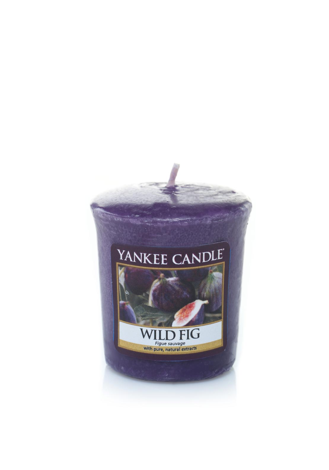 Yankee Candle Sampler Votive Candle, Wild Fig