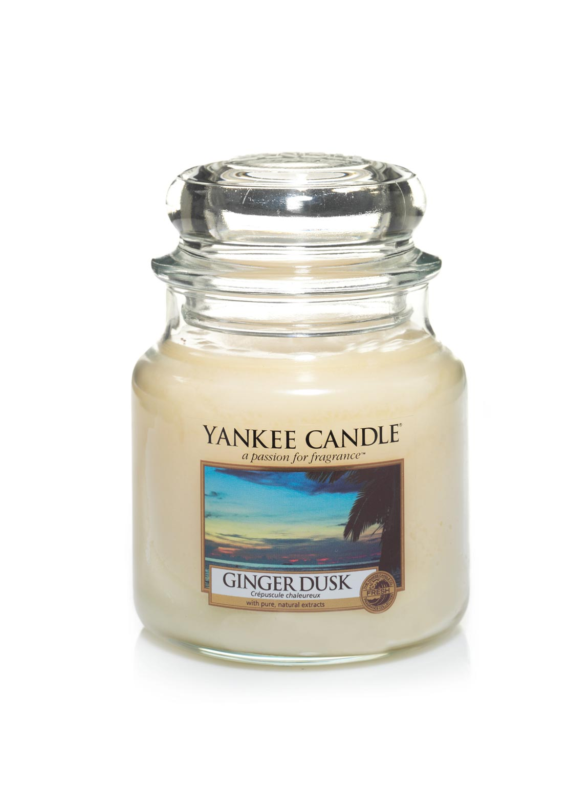 Yankee Candle Medium Classic Jar, Ginger Dusk