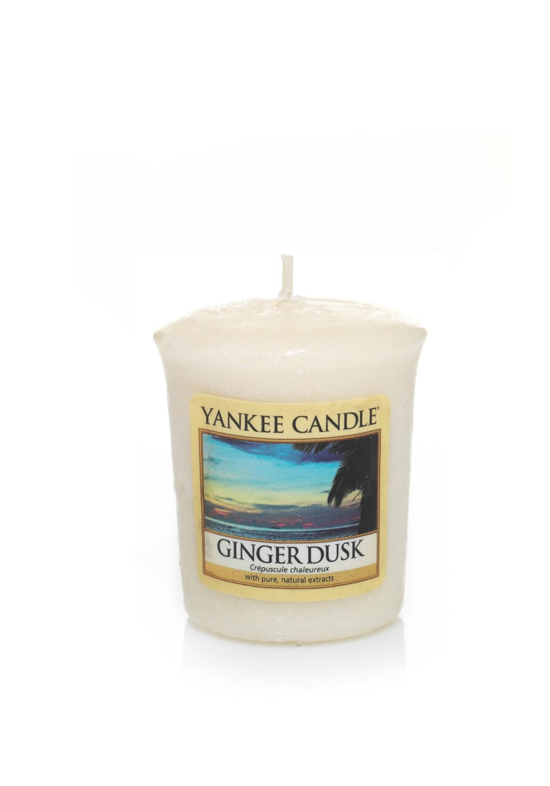 Yankee Candle Sampler Votive Candle, Ginger Dusk