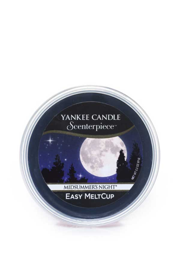Yankee Candle Scenterpiece Easy MeltCup, Midsummers Night