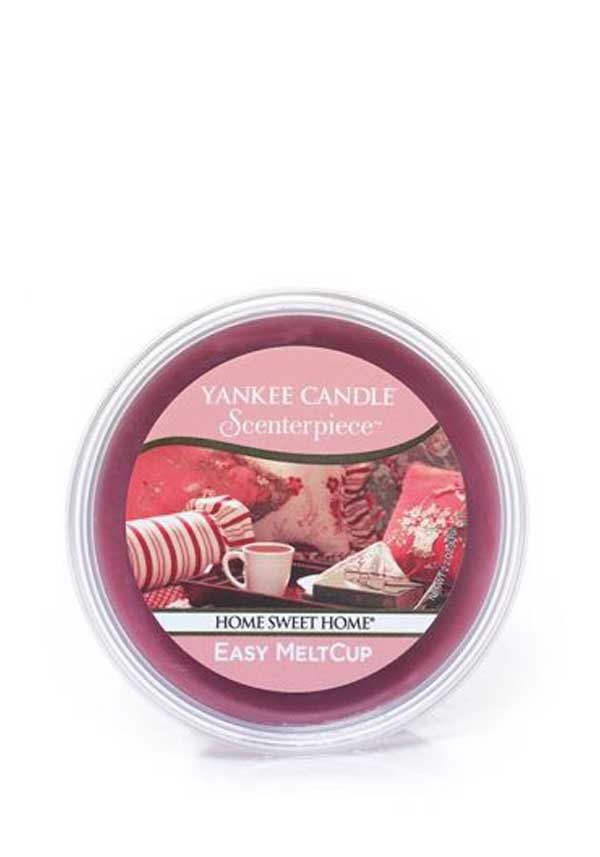 Yankee Candle Scenterpiece Easy MeltCup, Home Sweet Home