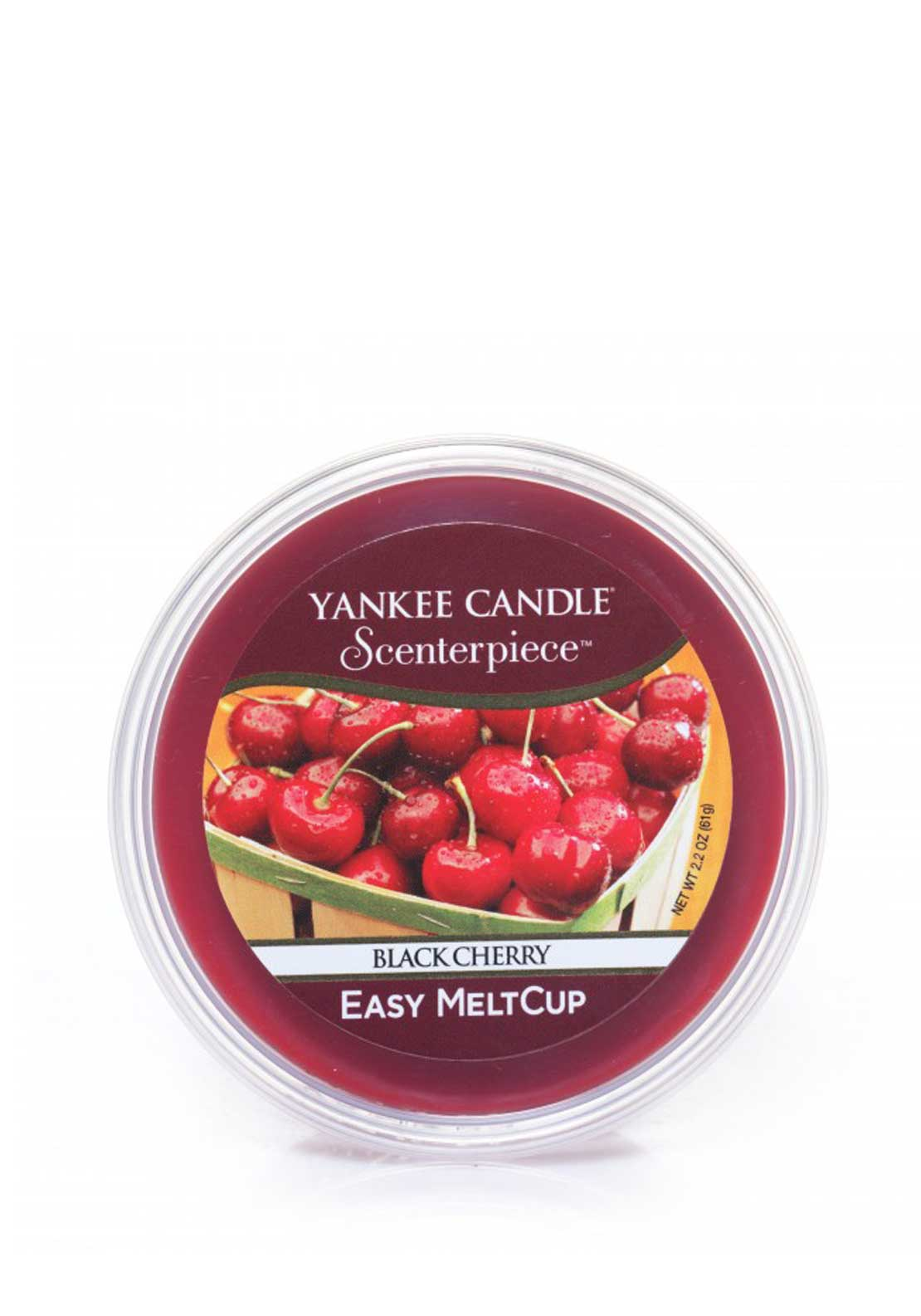 Yankee Candle Christmas Scenterpiece, Black Cherry