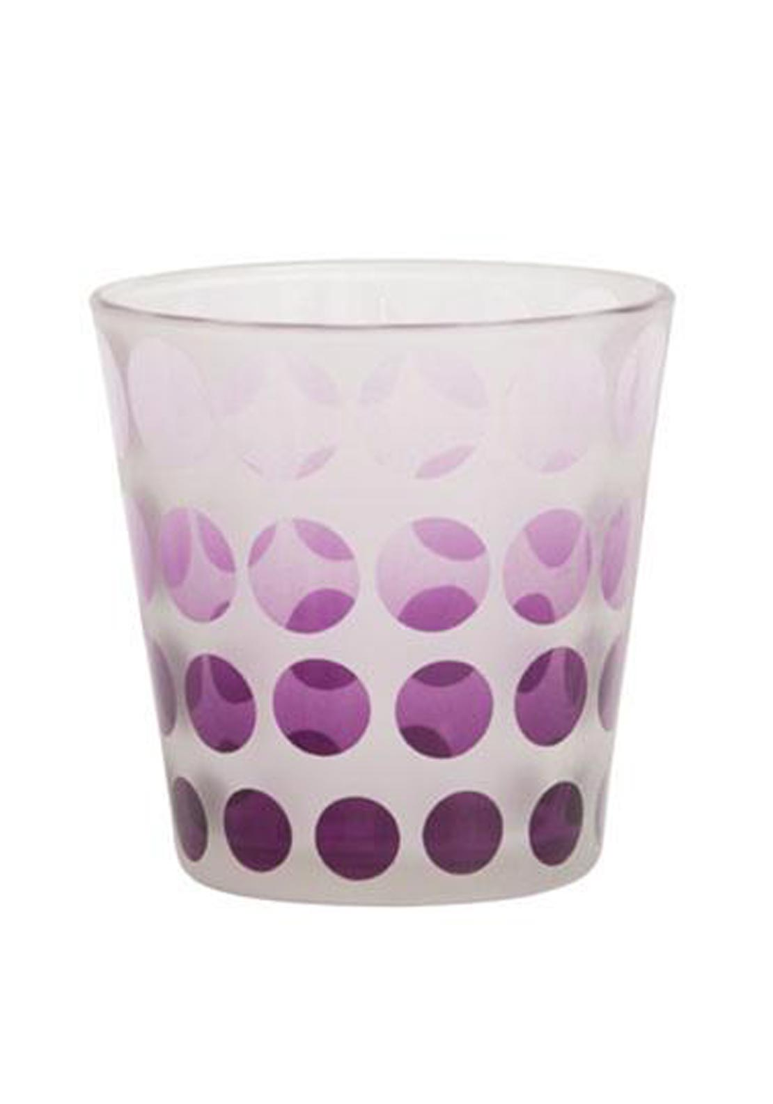 Yankee Candle Pure Essence Sampler Holder, Purple