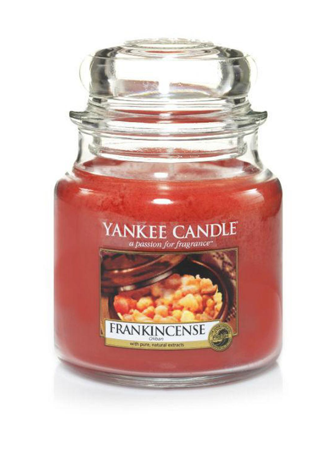 Yankee Candle Medium Classic Jar, Pink Grapefruit, Frankincense