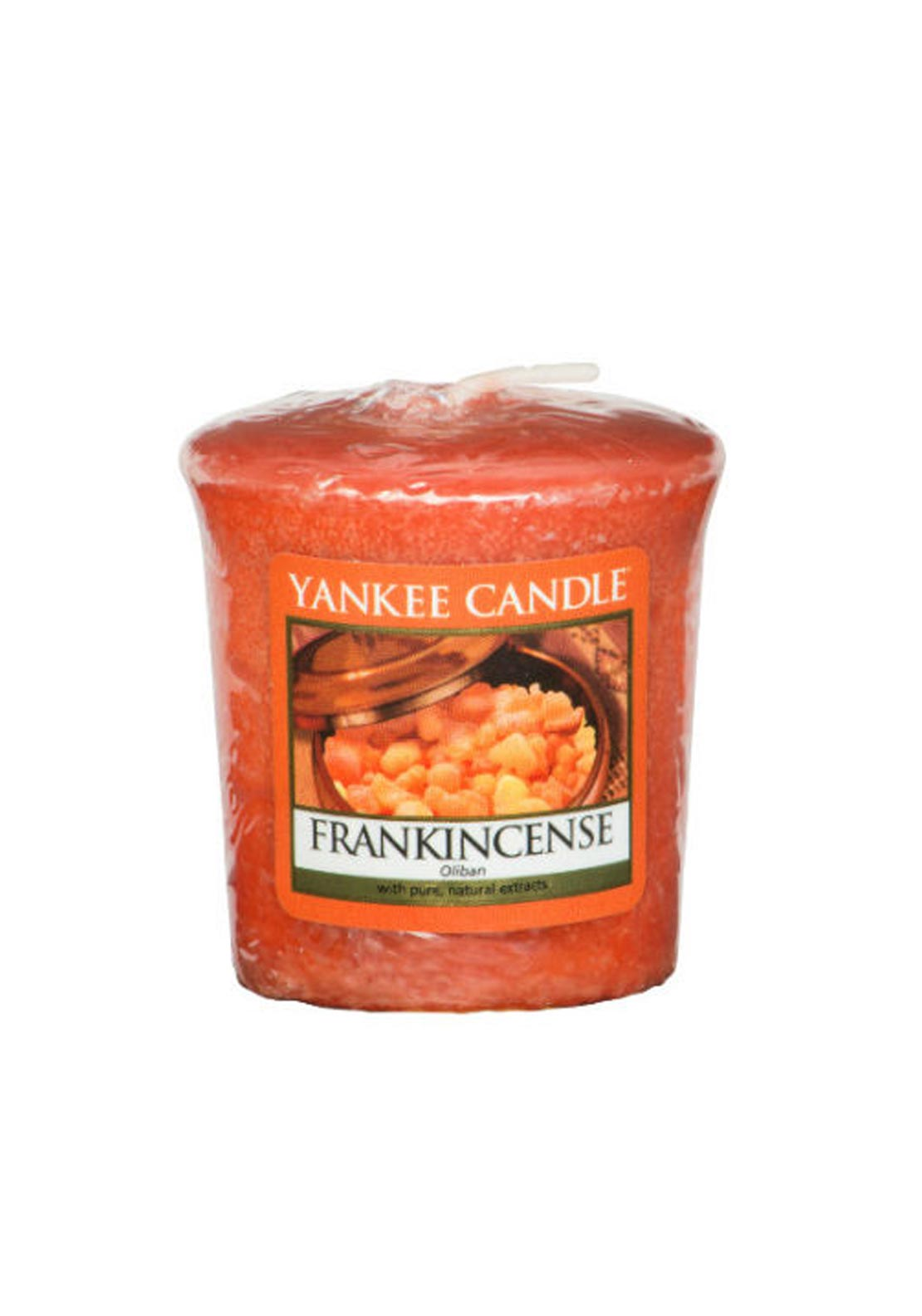 Yankee Candle Sample Votive Candle, Frankincense